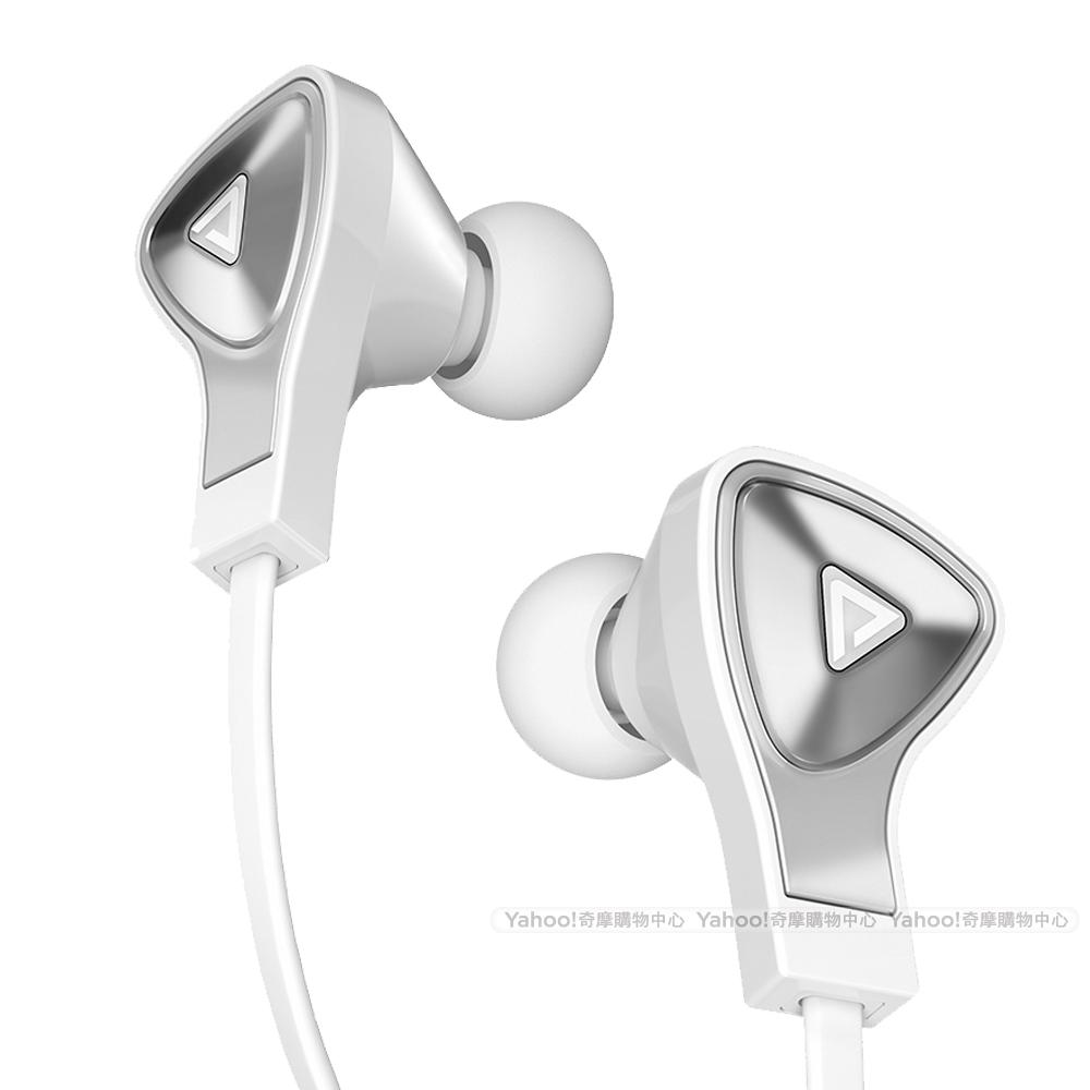 魔聲Monster DNA 白色 耳道耳機 ControlTalk線控 iPhone專用