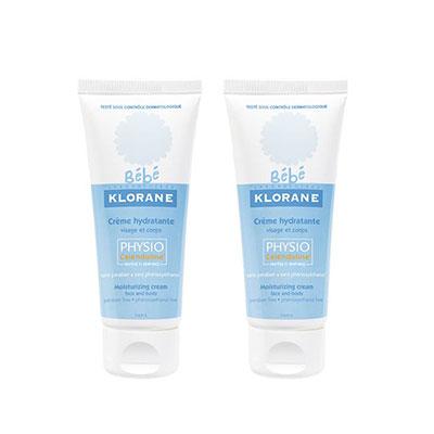 KLORANE蔻蘿蘭 寶寶全能保濕乳 40 ml( 2 入組)