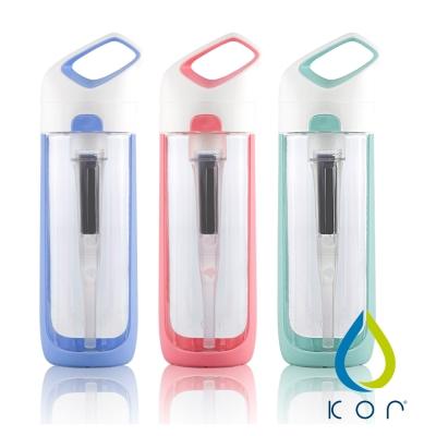新品上市!美國KOR water 隨身濾水瓶彩漾瓶650ml(含1濾芯)