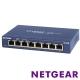 NETGEAR GS108 8埠Giga無網管型交換器 product thumbnail 1