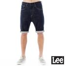 Lee 101+ 牛仔短褲-男款-藍色