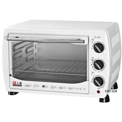 SUNHOW-上豪18L電烤箱-OV-1820