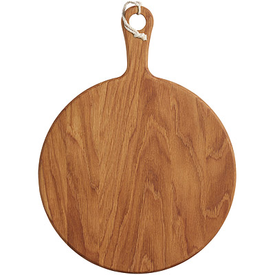 Master 橡木槳形砧板(圓40.5cm)