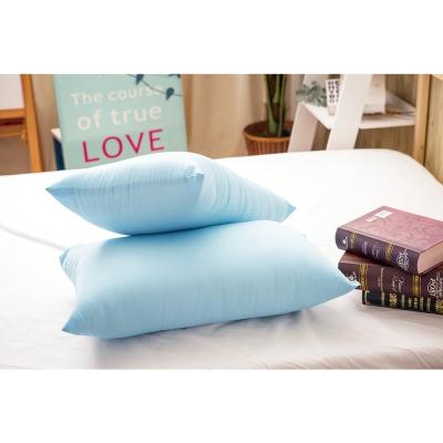 臺灣製造繽紛水洗抗菌枕 2入 (淡藍)