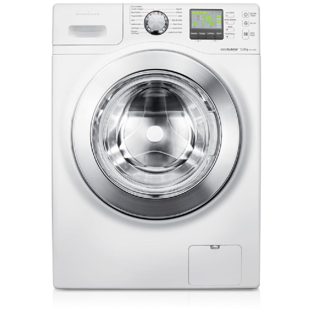 SAMSUNG三星12KG變頻滾筒式洗脫洗衣機 WF1124XBC