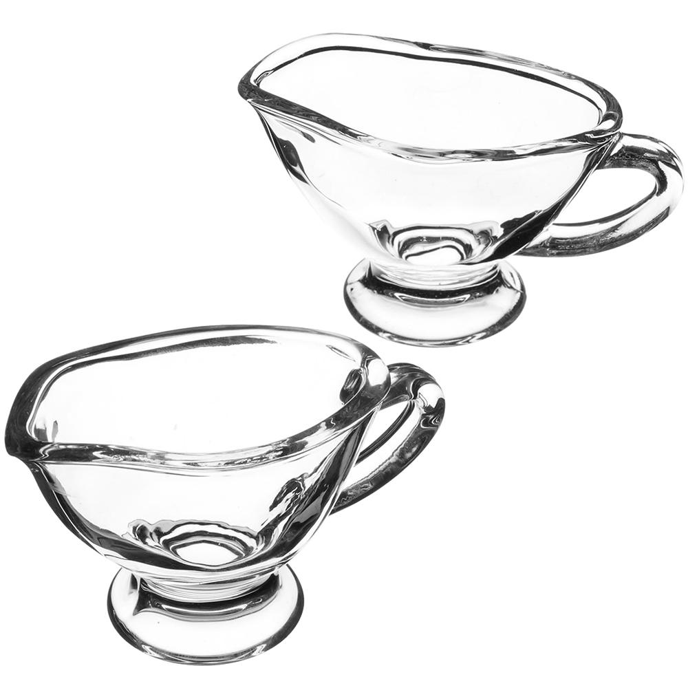 Master 船型玻璃醬汁杯2入