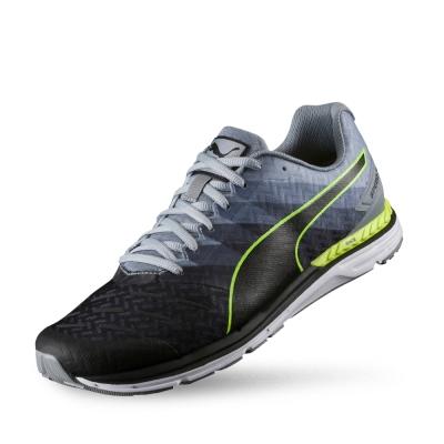 PUMA Speed 300 IGNITE男性慢跑運動鞋-黑色