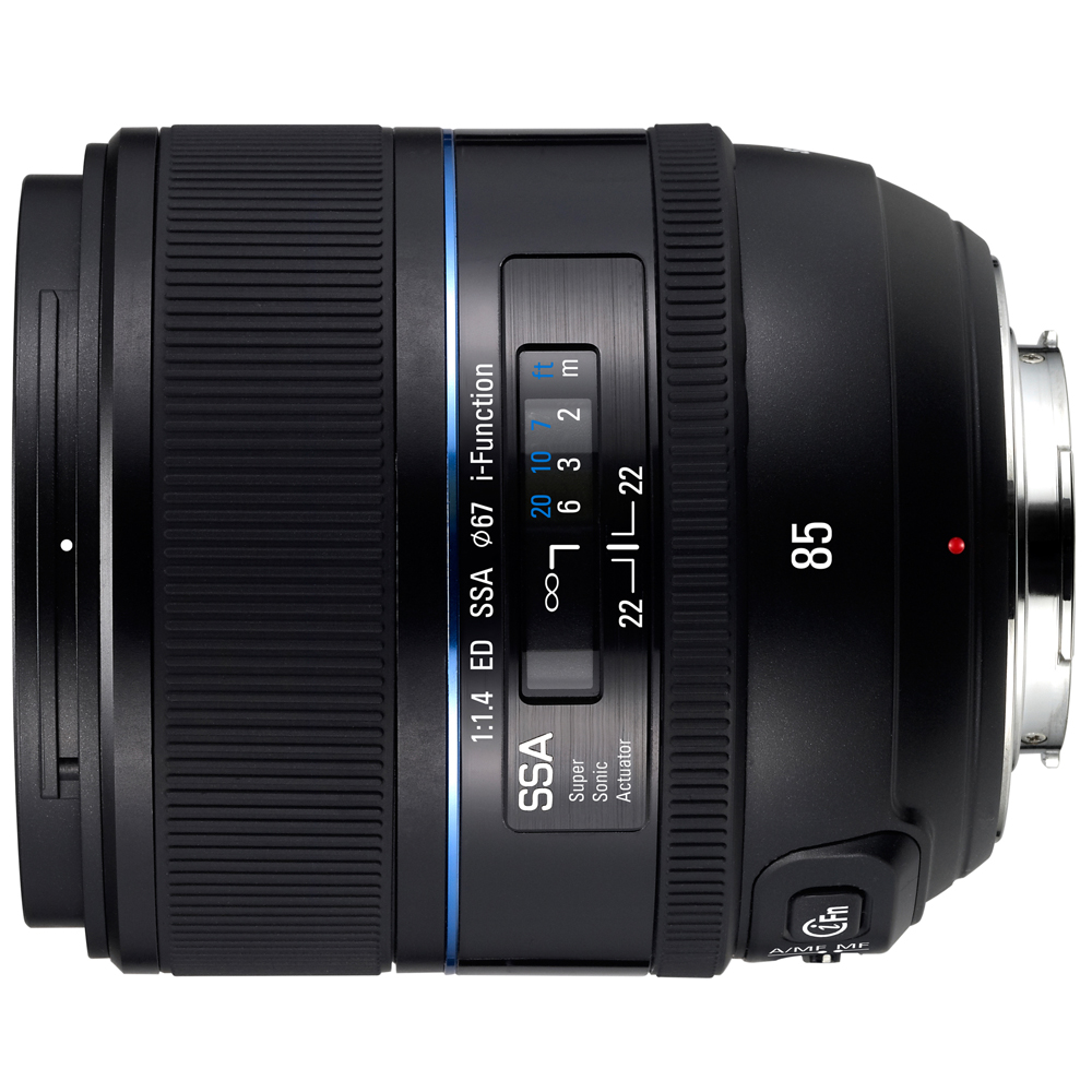 SAMSUNG 85mm F1.4 ED SSA i-Function人像定焦鏡(公司貨)
