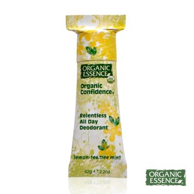 Organic Essence 天然環保體香膏 有機檸檬茶樹