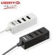 【LIBERTY利百代】4埠 USB2.0 HUB集線器 product thumbnail 1