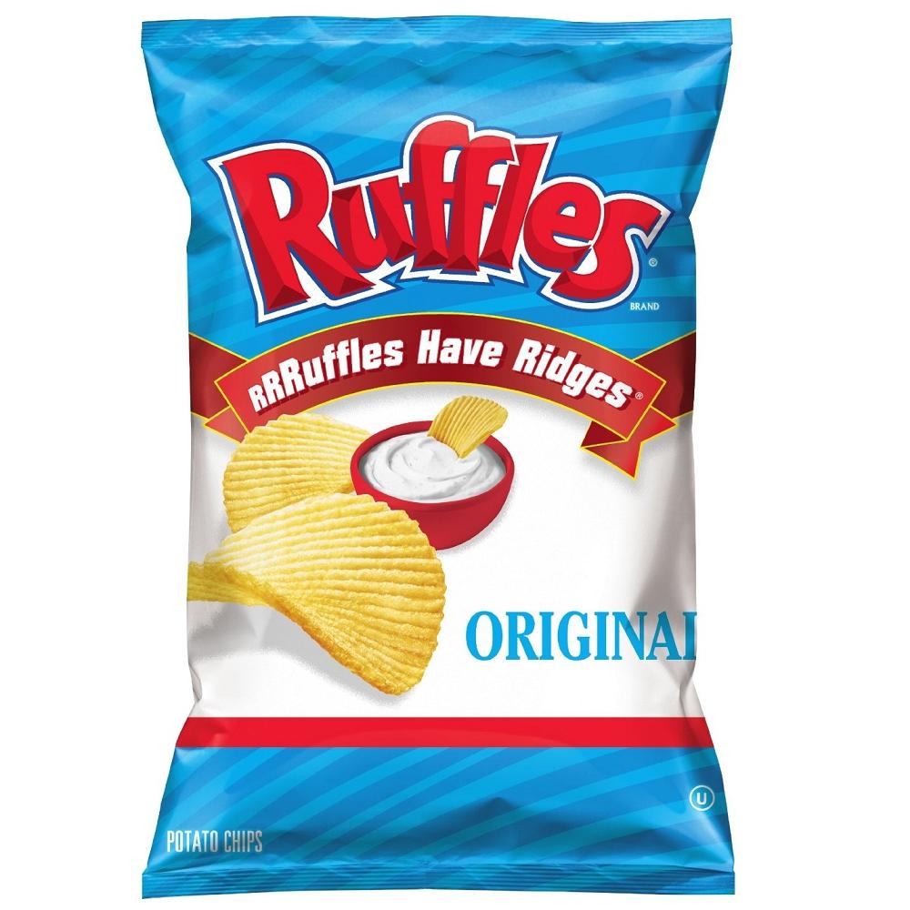 RUFFLES波樂 原味洋芋片(184.2g)