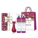 Novae Plus 愛情神話香氛禮盒&紙袋(冬紫紅)