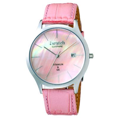 iwatch 『鈦』『鍺』能量腕錶