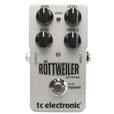 tc electronic Rottweiler Distortion 破音效果器