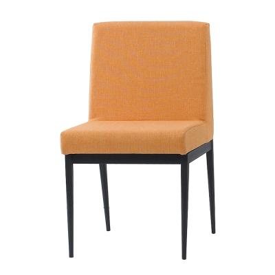 AT HOME-卡特黑腳布餐椅(四色可選)