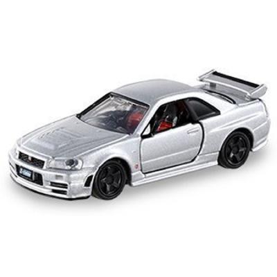 任選 TOMICA PREMIUM 01 GTR 銀 TM82426 多美小汽車
