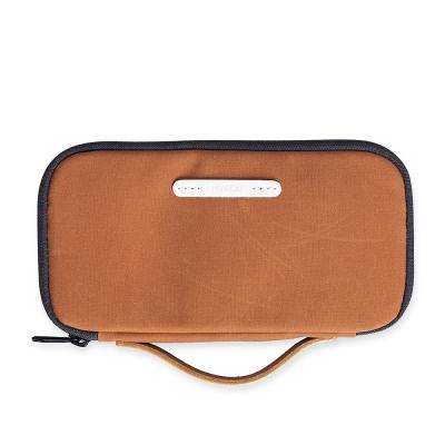 RAWROW 大地系列-iPhone輕巧手拿包(手拿)-橘紅