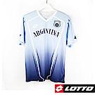 LOTTO 義大利 世足盃國家隊紀念T恤(阿根廷)-水藍