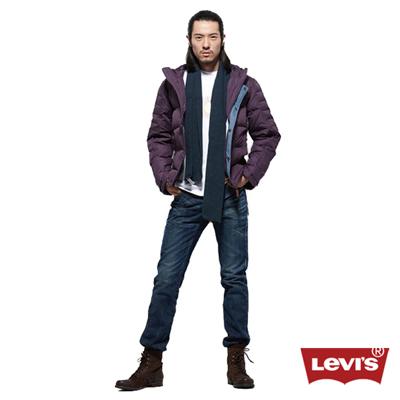 Levis男款羽絨外套