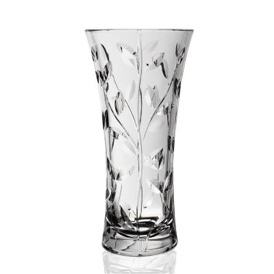 義大利RCR拉薇絲無鉛水晶花瓶25cm