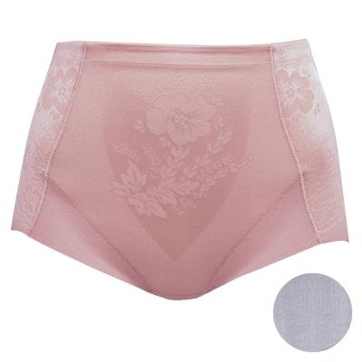 華歌爾  baby HIP 64-82 標準腰短管修飾褲(神秘灰)