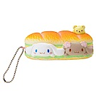 Sanrio 三麗鷗明星趣味麵包店系列造型玩偶吊鍊(大耳狗喜拿)