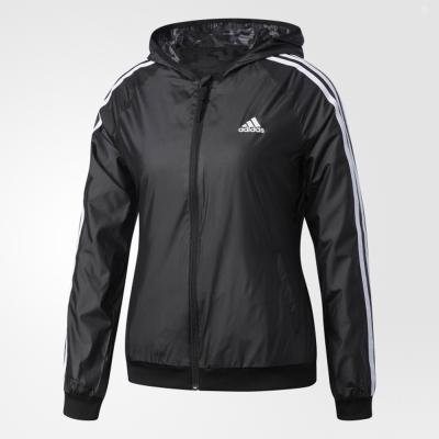 adidas-ID-女-雙面穿-風衣外套-BK4883