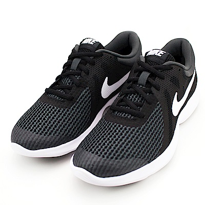 NIKE-女慢跑鞋943309006-黑