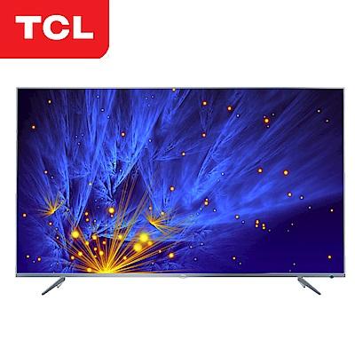 TCL 55吋P6系列 4K UHD+HDR智能液晶顯示器