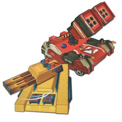 Cubic Fun 智慧3D立體拼圖『坦克』