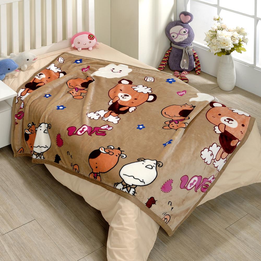 戀香 超柔舒小童毯 小毛毯-可可熊 @ Y!購物