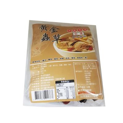 展瑄 黃金蟲草調理包(120G)