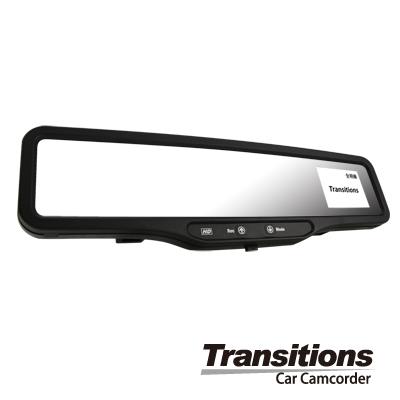 快-全視線X300-HD720P後視鏡型行車記錄器