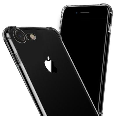 Yourvision iPhone 7 4.7吋 水亮四角氣墊強化防摔保護套 手...