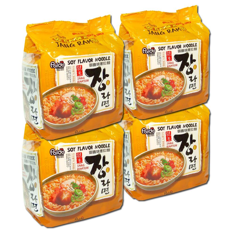 韓寶KORMOSA 八道御膳味噌拉麵(120gx20入)