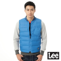 Lee Urban Rider 羽絨背心-男款-藍
