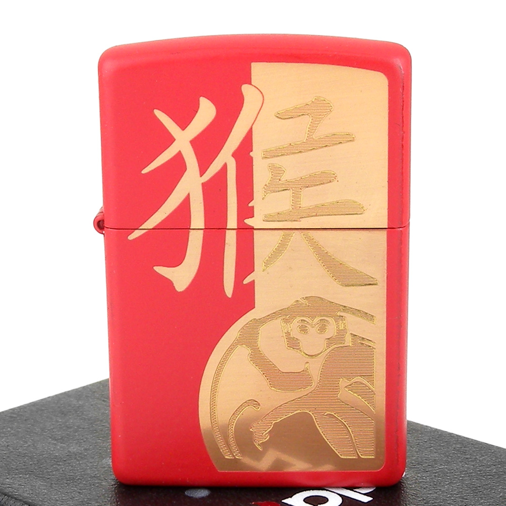 【ZIPPO】美系~Year of the Monkey-猴年紀念款式打火機