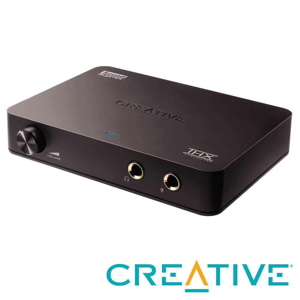 Creative USB Digital Music Premium HD 音效卡