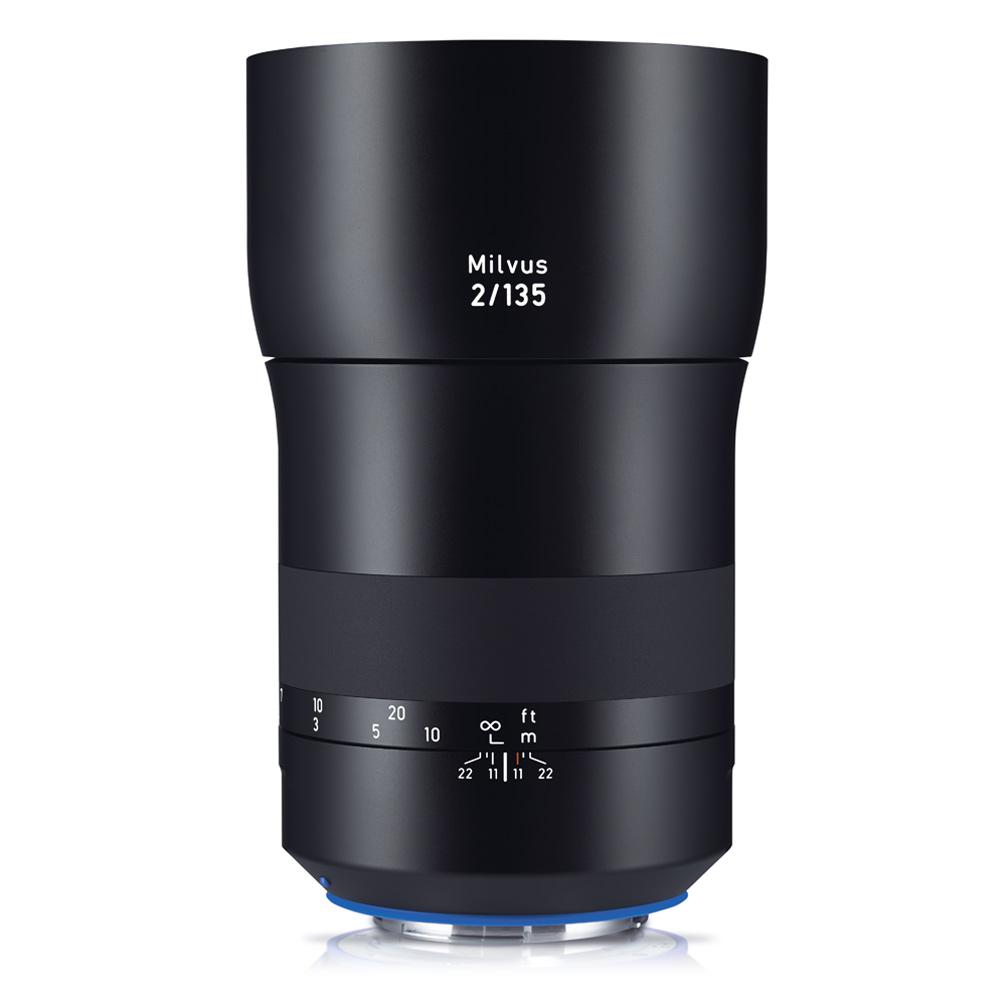 Zeiss Milvus 2/135 ZE(平行輸入)For Canon