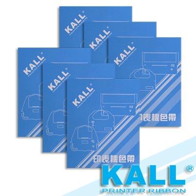 KALL『 EPSON S015016/LQ680 』色帶 (黑色/<b>1</b>組6入)
