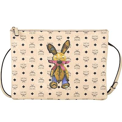MCM-Rabbit-兔子-手拿包-斜背-萬用包