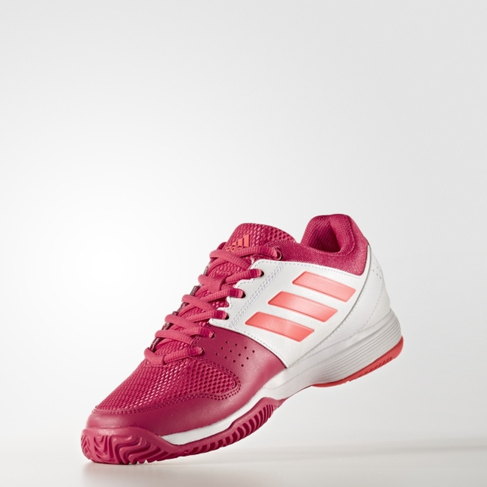 adidas BARRICADE 女 網球鞋 BY1652