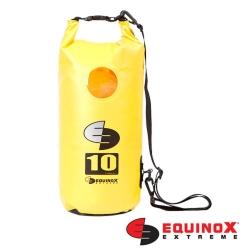 EQUINOX單肩背防水包10L-素色