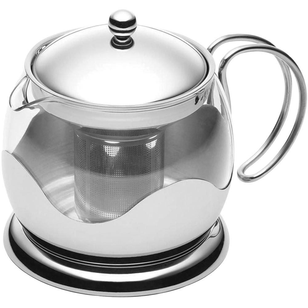 KitchenCraft 圓肚濾茶壺(900ml)
