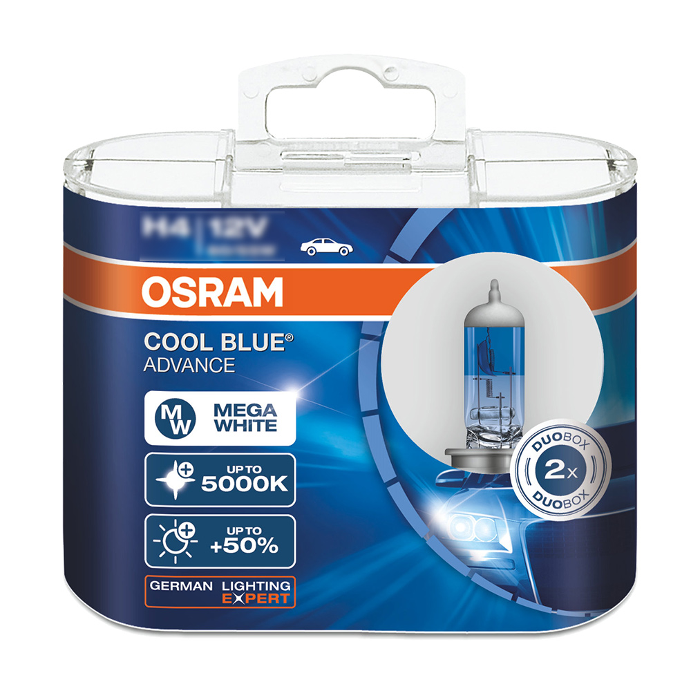 OSRAM 酷藍光 COOL BLUE燈泡公司貨