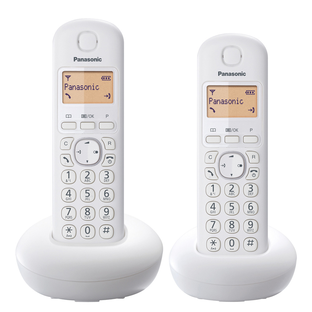 Panasonic 國際牌 DECT 數位無線電話 KX-TGB212TW
