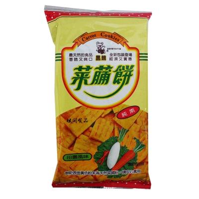 鑫豪 菜脯餅(80gx2包)