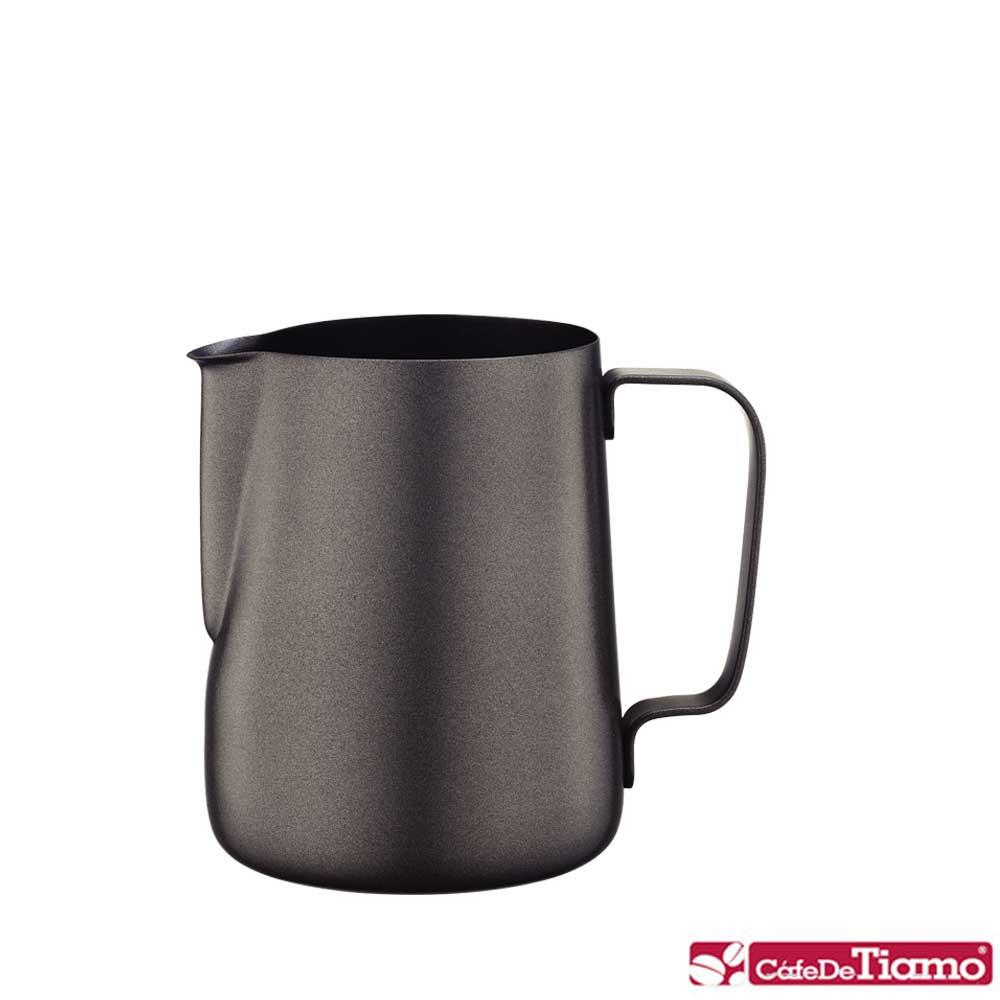 Tiamo 7019 不鏽鋼拉花杯 300cc-不沾塗層(HC7068)