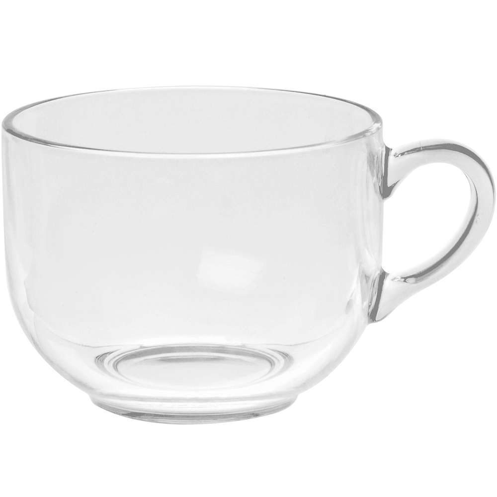 EXCELSA 晶透玻璃湯杯(700ml)