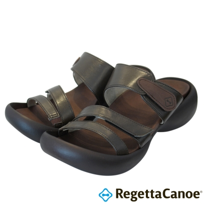 RegettaCanoe-CJEG-5223優雅樂步休閒鞋-深褐色